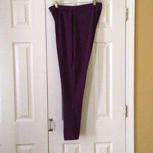Pants - Ashley Stewart stretches pants